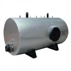 منبع کوئل دار افقی ورق گرم 300 لیتری